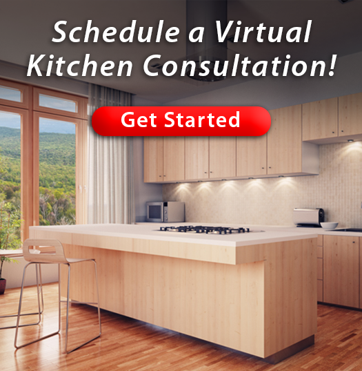Schedulate a Virtual Kitchen Design Consultation at GNH!