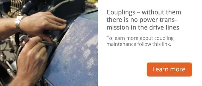 Maintenance and Repair of Couplings White Paper