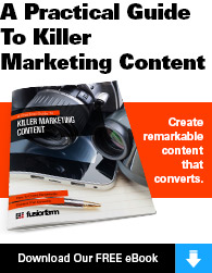 Killer Marketing Content eBook