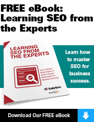 Learning SEO from the Experts eBook