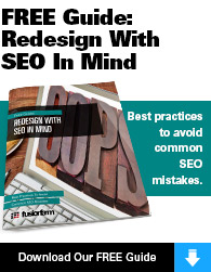 Redesign With SEO in Mind