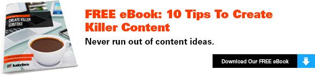 Cedar Rapids Digital Marketing Content Services - Content Tips
