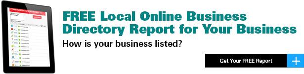 SEO online business directories report