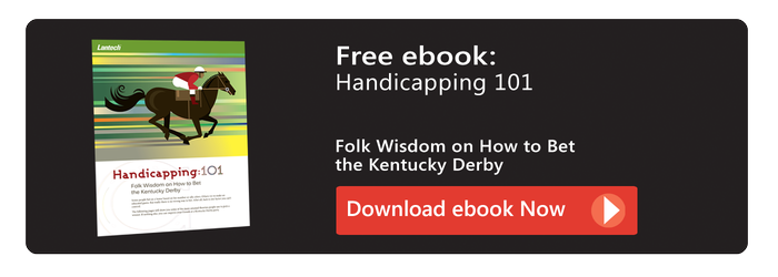Handicapping 101, Kentucky Derby, Horse Racing, Betting, Lantech