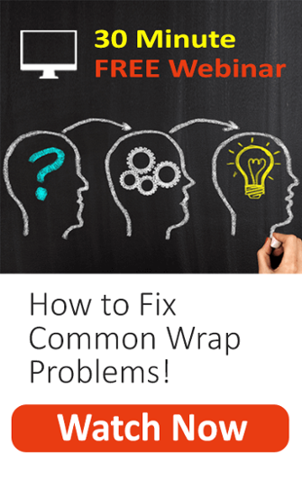 How to Fix Common Stretch Wrapping Problems