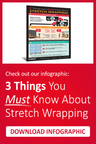 3 Things you must know about stretch wrapping