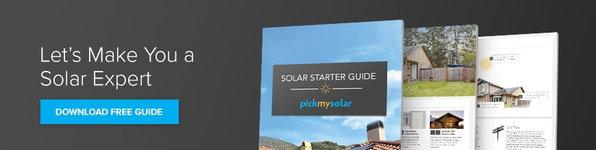 View our 2018 Solar Starter Guide