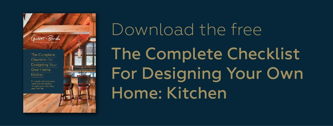 Download the Free Complete Checklist For Designing Your Own Home: Kitchen