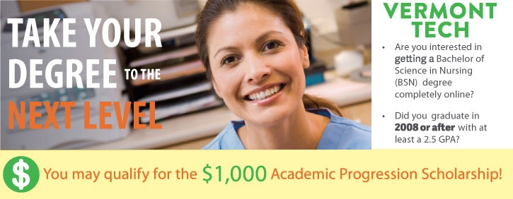 Academic advancement scholarship