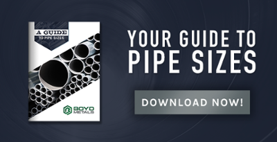 Download Boyd Metal's Guide to Pipe Sizes!