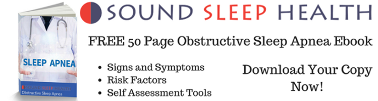 sleep apnea ebook