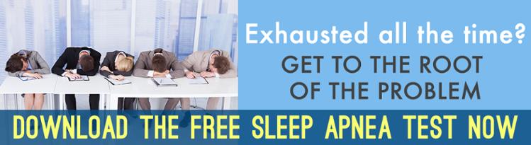 Free Sleep Apnea Test
