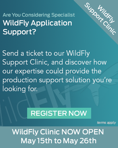 WildFly Infrastructure Support Clinic