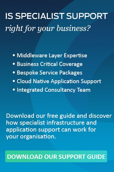 Middleware Support Services