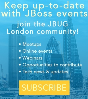 JBoss User Group Newsletter