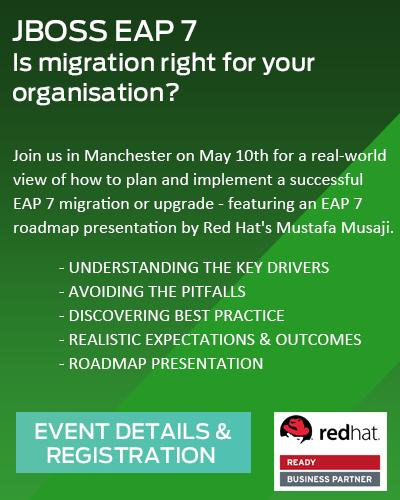 JBoss EAP 7 Migration Event