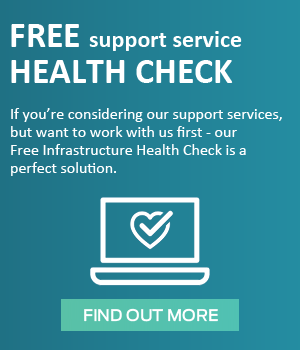 Free Infrastructure Health Check