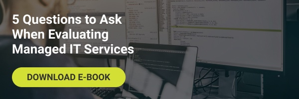 Choosing Managed IT Services