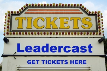 Click to get Leadercast Tickets