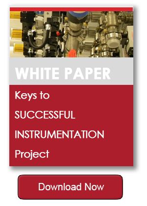 WHITE PAPER: Keys to Successful Instrumentation Project