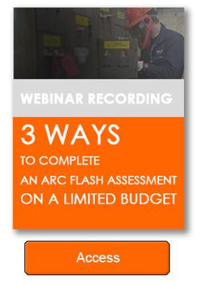 Arc Flash Webinar Recording