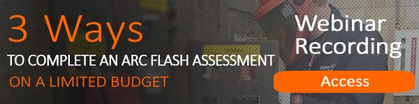 Arc Flash Webinar Recording Access