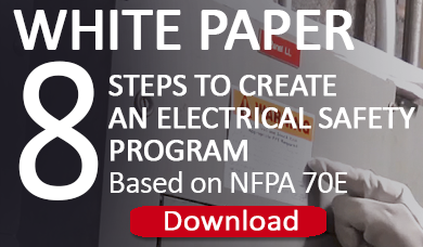 White Paper: 8 Steps to Create an Electrical Safety Program