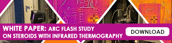 White Paper: Arc Flash Study on Steroids with Infrared Thermography