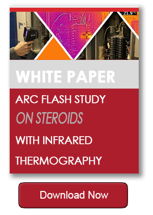 White paper download Arc Flash on Steroids with Infrared Thermography