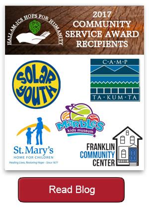 2017 Community Service Award Recipients Blog