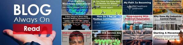 Hallam-ICS Blogs