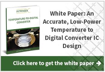 Low-Power High-Accuracy Temperature-to-Digital Converter Semiconductor Design