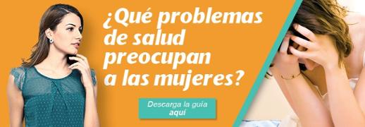 Problemas de salud que afectan a mujeres