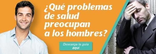 Problemas de salud que afectan a hombres