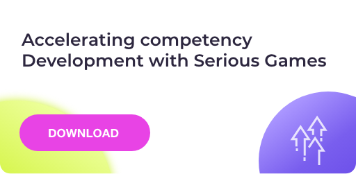accelerating competency development with serious games
