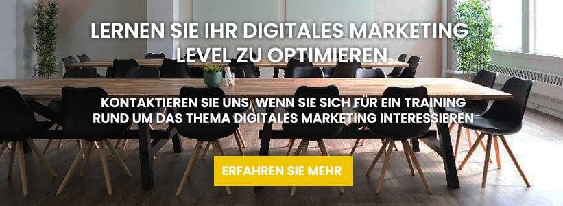 Lernen Sie ihr digitales Marketing Level zu optimieren