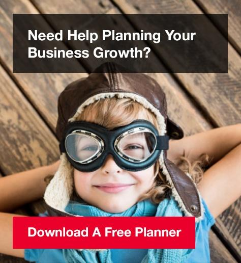 Planning For Business Growth Template