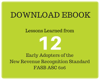 Download eBook Revenue Recognition Lessons Learned from Early Adopters