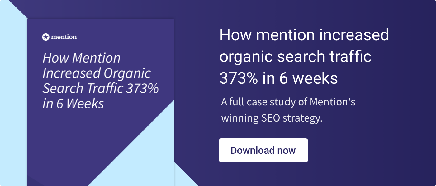 mention seo