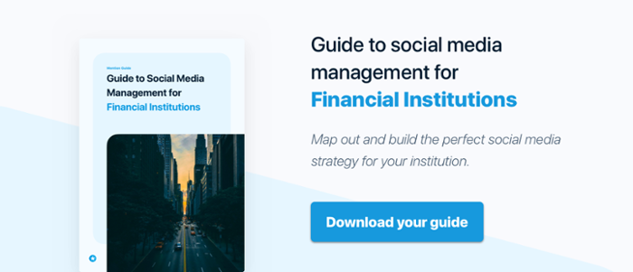 Guide to Social Media Management for Financial Institutions