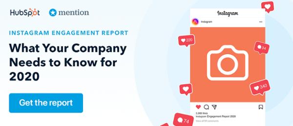 Instagram Engagement Report 2020