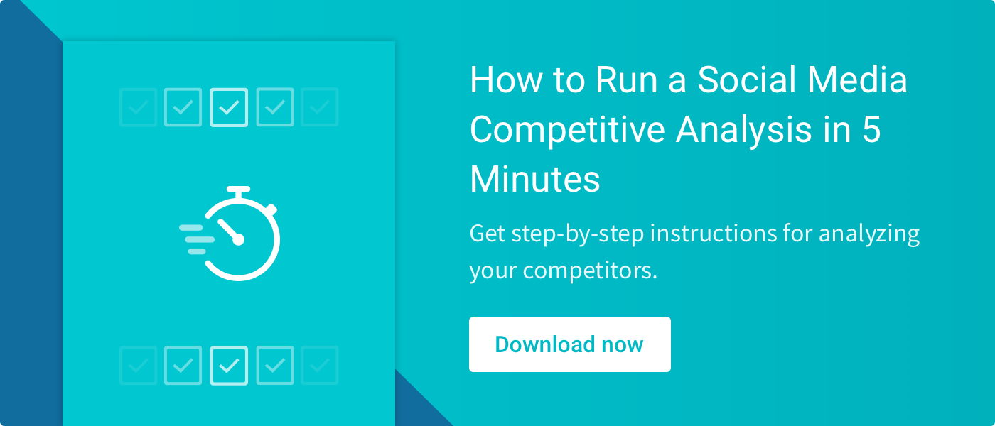 Competitor Research: 7 Key Metrics to Measure (with Tools)
