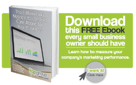 Free Ebook - 6 marketing metrics you should care about for your business