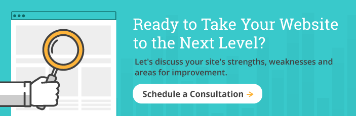 Schedule a Website Consultation