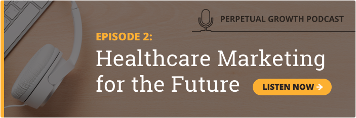 Healthcare Marketing Future Podcast