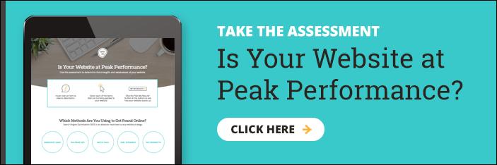 Website Performance Assessment