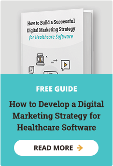 Digital Marketing Strategy for Healthcare Software