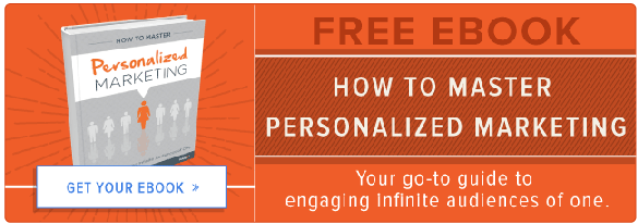 how to master persoanlized marketing