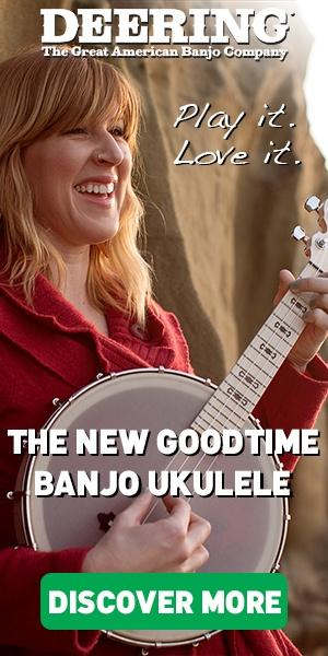 Introducing the New Goodtime Banjo Ukuleles