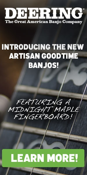 Introducing the New Goodtime Artisan Banjos